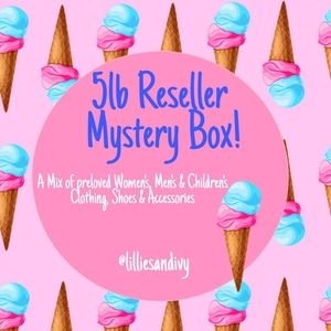 Other - LIKE FOR CCO PRICE DROP 5 🌟 Reseller Mystery Box!